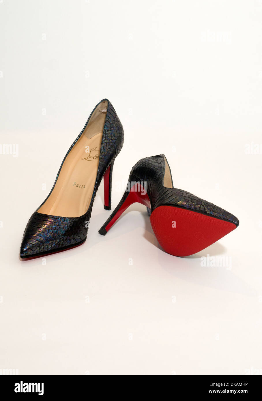 size 40 220e0 a3763 Christian Louboutin womens Shoes Stock Photo: 63545266 - Alamy