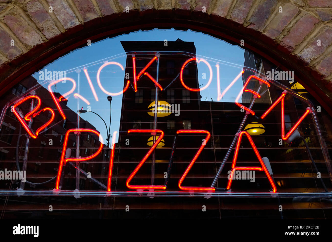 Brick Oven Pizza Hell S Kitchen