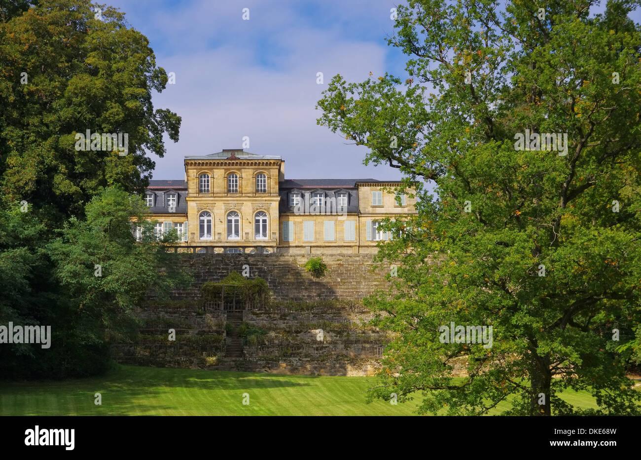 Bayreuth Schloss Fantaisie - Bayreuth Palace Fantaisie 03 - Stock Image