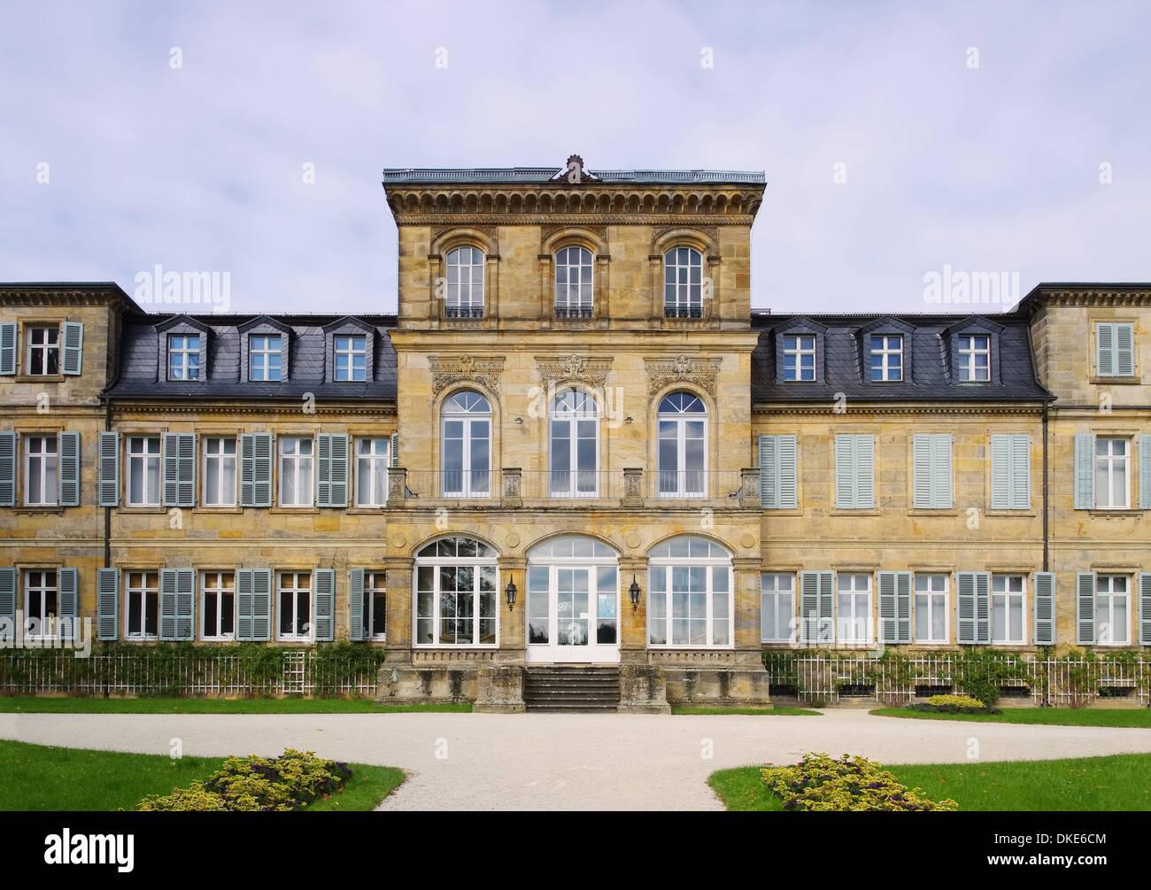 Bayreuth Schloss Fantaisie - Bayreuth Palace Fantaisie 08 - Stock Image