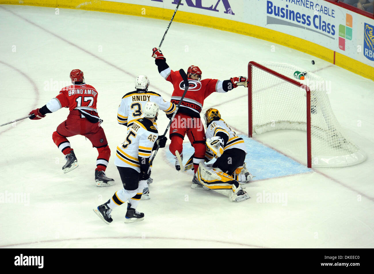 May 12 2009 Raleigh North Carolina Usa National Hockey League