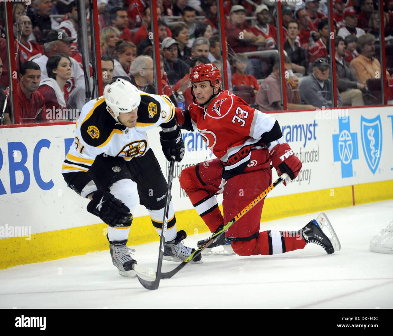 May 12 2009 Raleigh North Carolina Usa National Hockey League