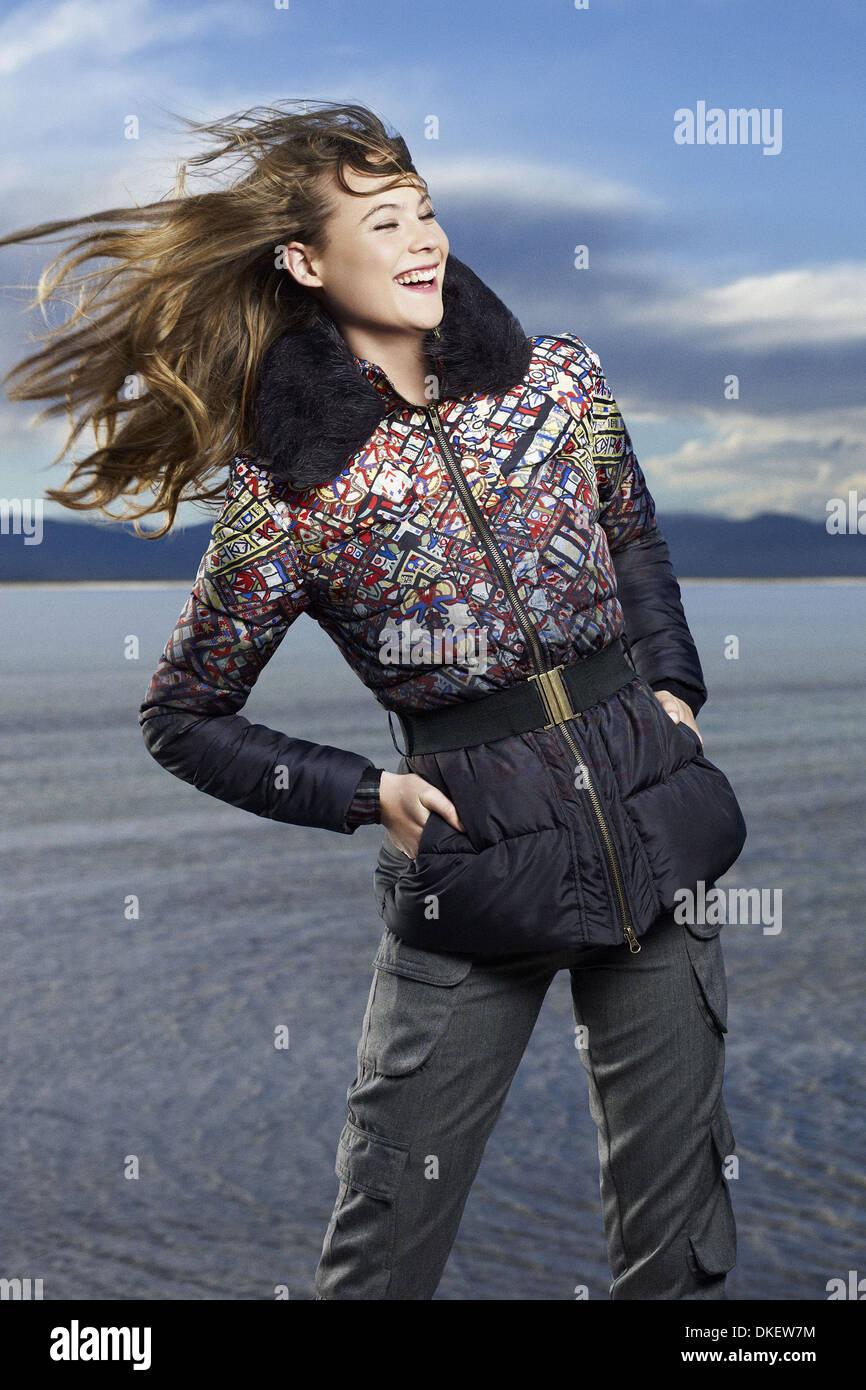 neuer Stil feinste Auswahl Details für Behati Prinsloo models Desigual Autumn/Winter 2012 catalogue ...