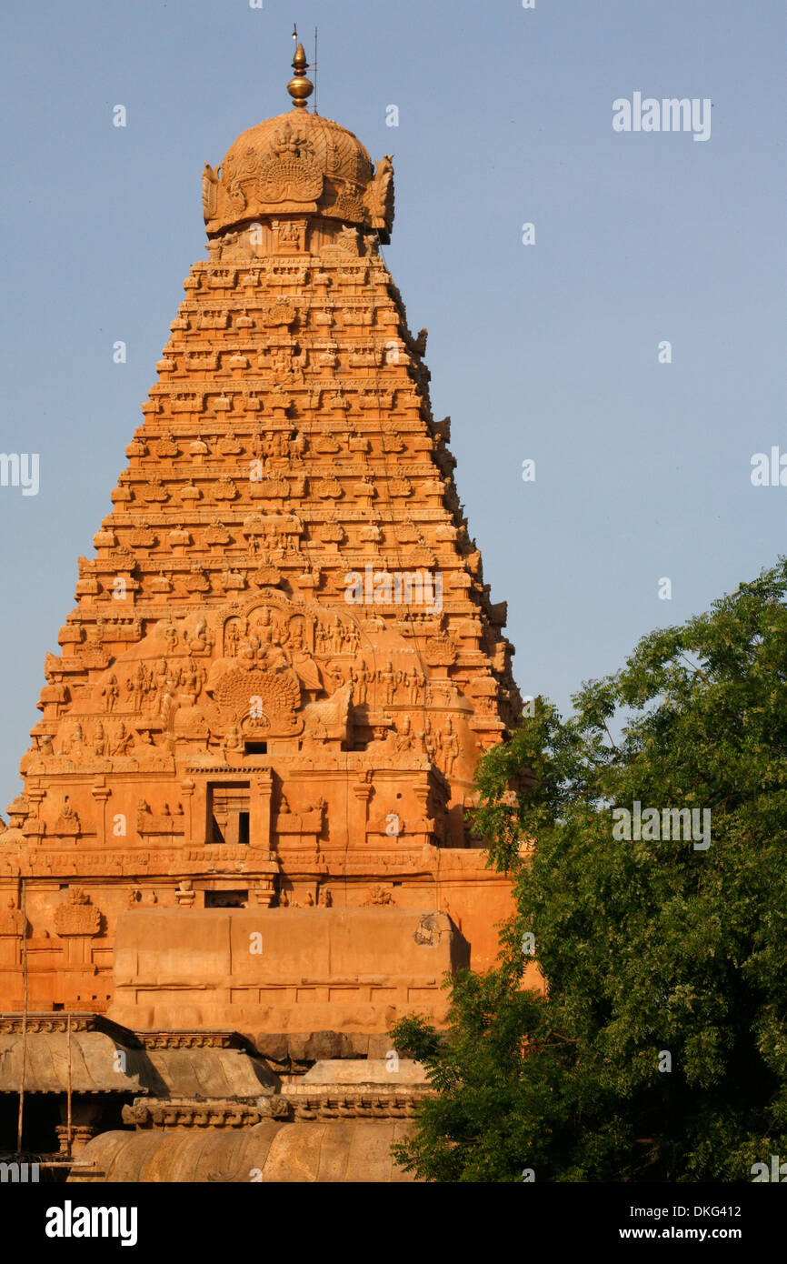 Tanjore Big Temple Stock Photos Tanjore Big Temple Stock Images