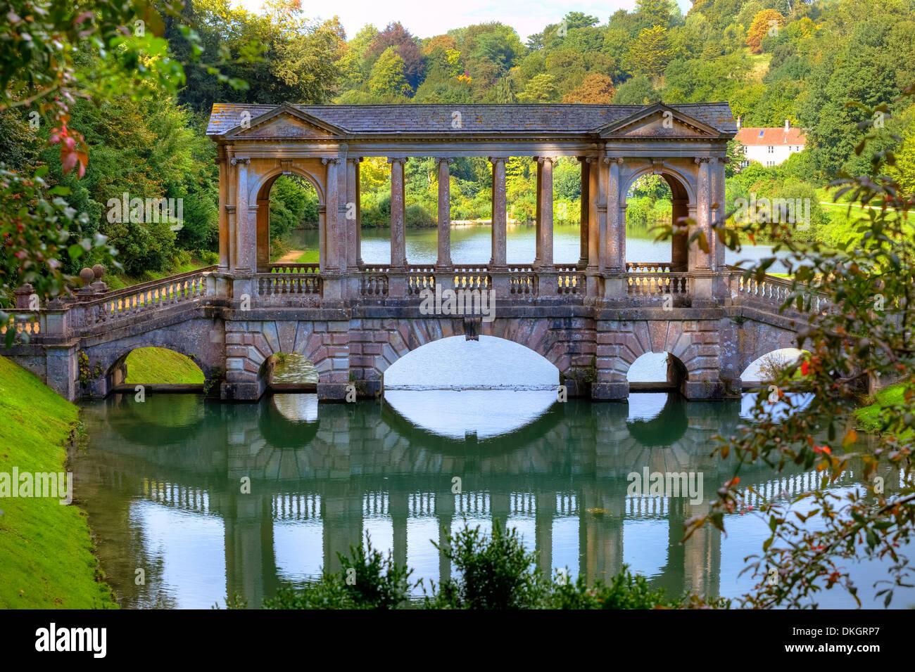 Prior Park, Bath, Somerset, England, United Kingdom - Stock Image