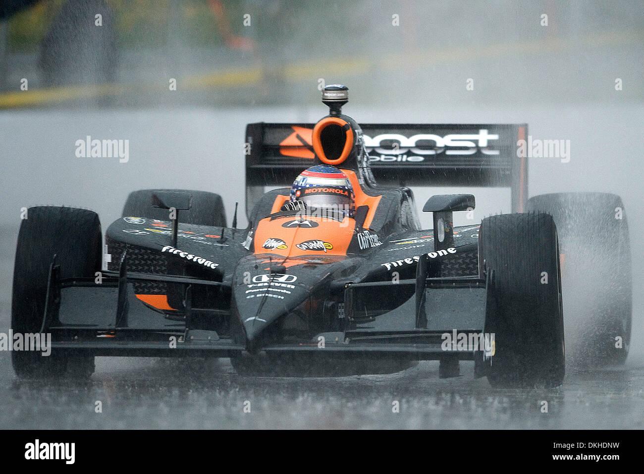 Racing In Car >> Danica Patrick Boost Mobile Motorola Andretti Green Racing In Car