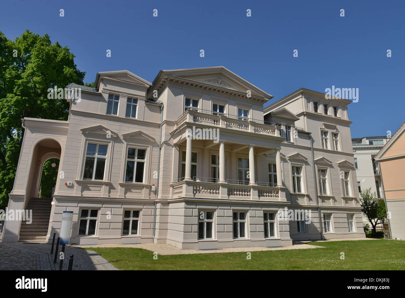 Regine-Hildebrandt-Haus, SPD-Zentrale, Alleestrasse, Potsdam, Brandenburg, Deutschland - Stock Image