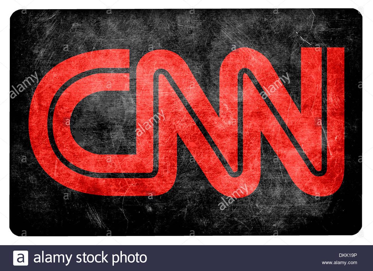 Cnn News Logo Icon Button Stock Photos Cnn News Logo Icon Button