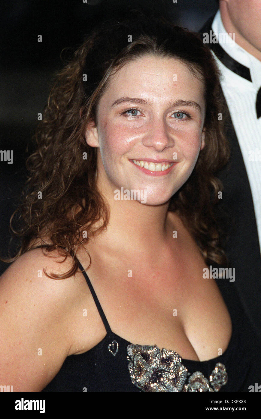 SUSAN MADDOCK.ACTRESS ''THE BILL''.LAND.ROYAL ALBERT HALL, LONDON, ENG.23/10/2001.BM16F11 - Stock Image