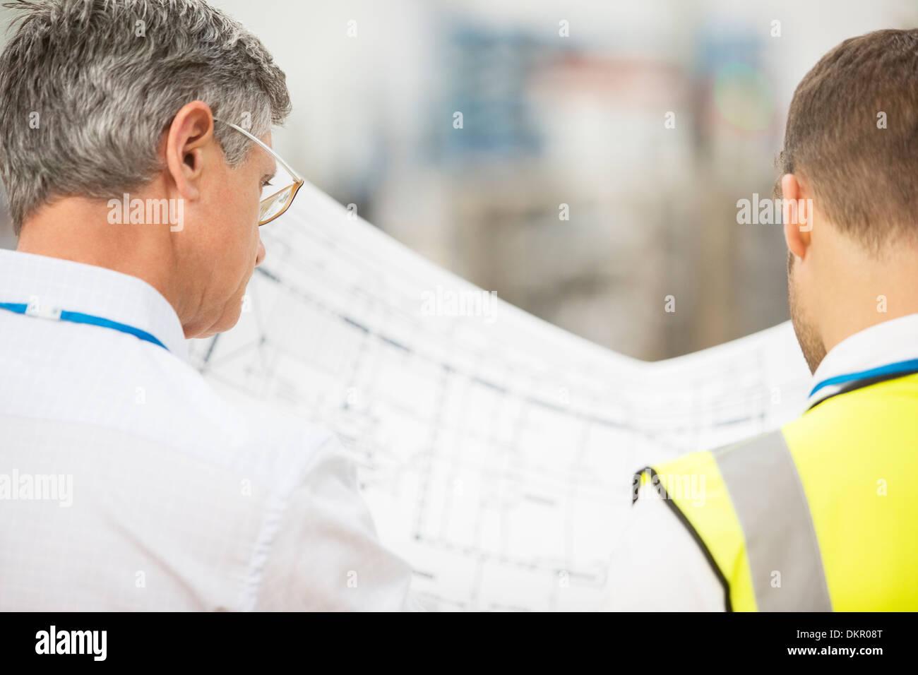 reading blueprints