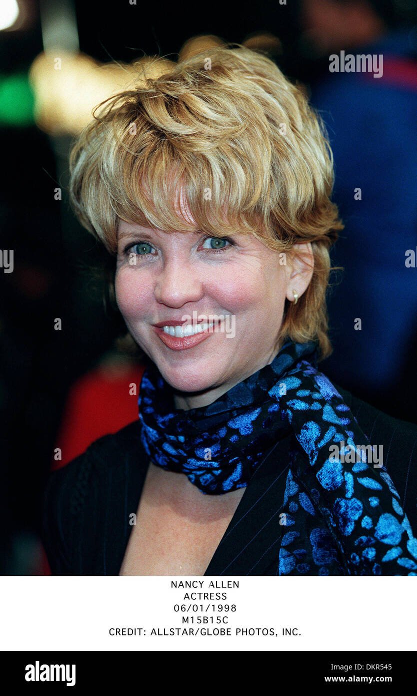 Nancy Allen (actress) Nancy Allen (actress) new foto