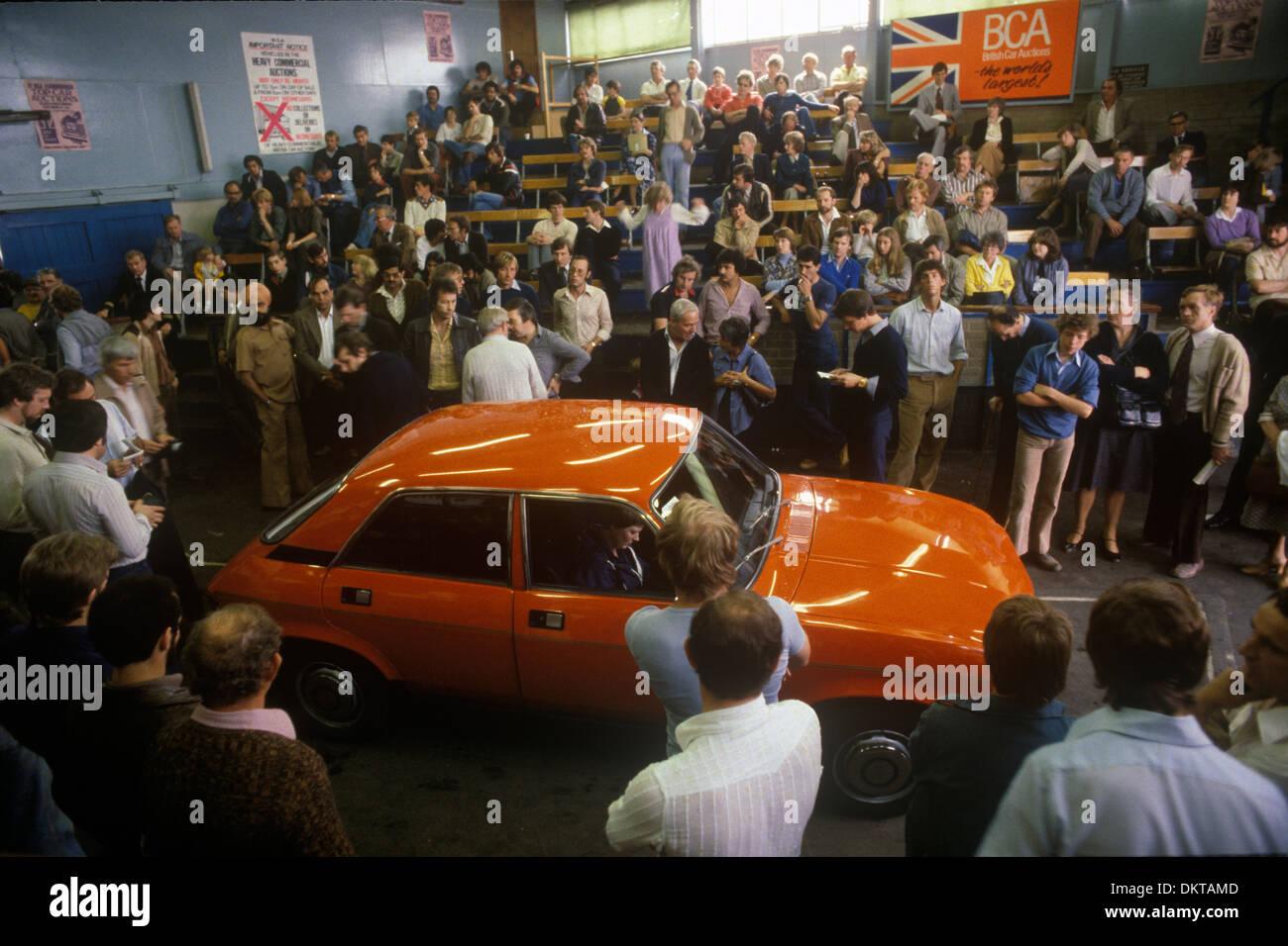 British Car Auctions Stock Photos & British Car Auctions ...