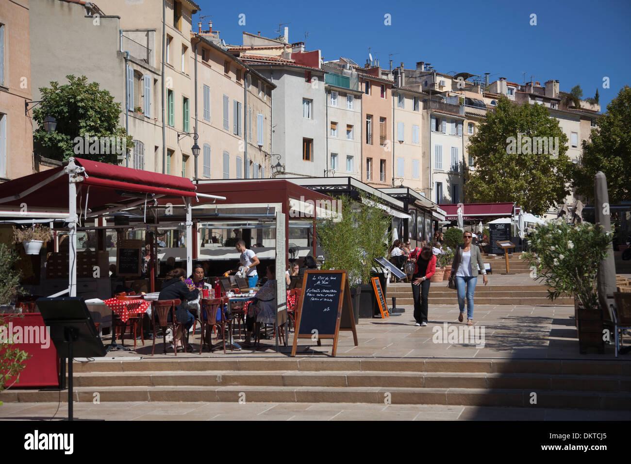 Restaurant Aix Place Cardeurs