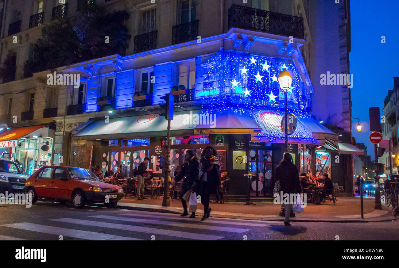 from Judson gay cafe paris france