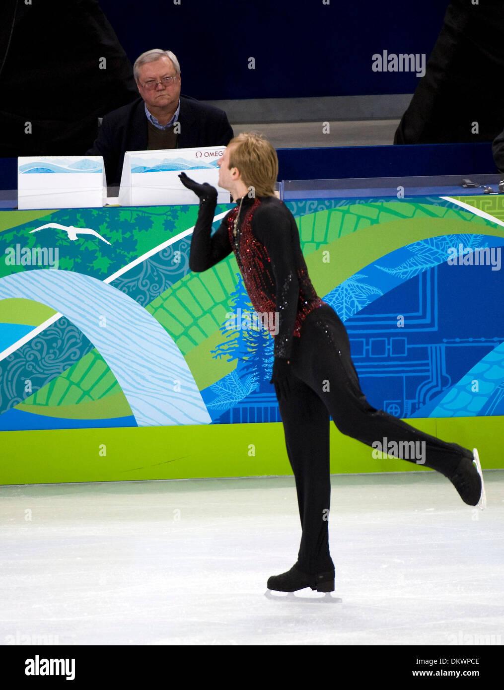 Выступление плющенко на олимпиаде в ванкувере произвольная программа — photo 1