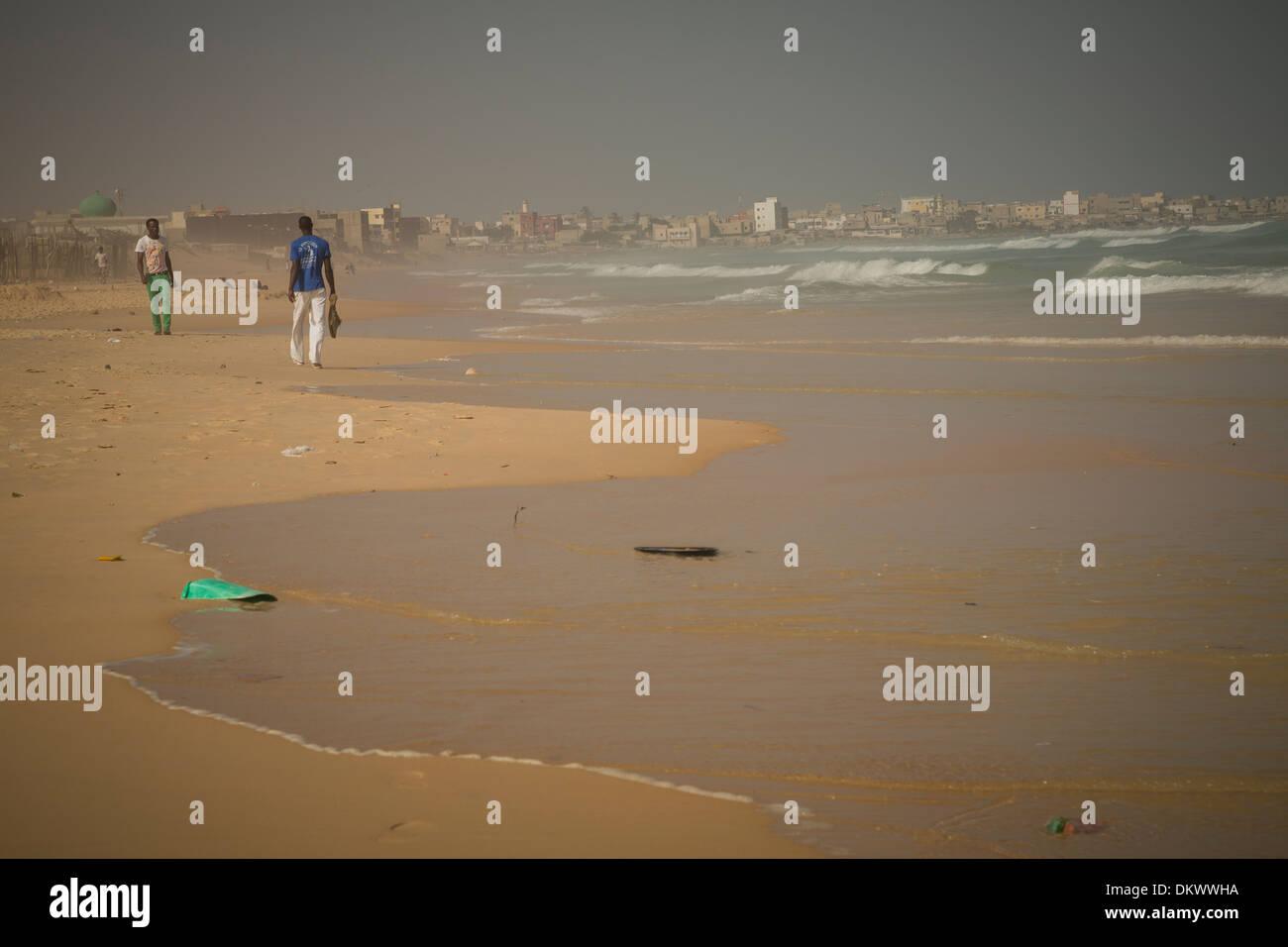 Dakar, Senegal - Stock Image