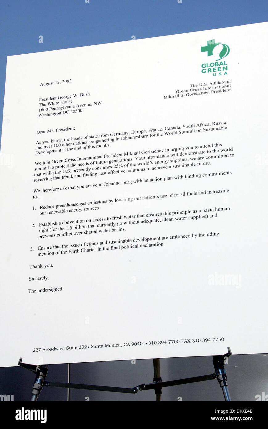 letter to us president bushleonardo dicaprio will sign itos letter to us president bushleonardo dicaprio will