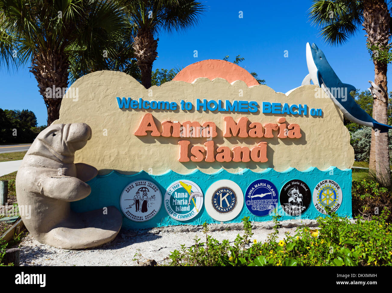 Holmes Beach On Anna Maria Island