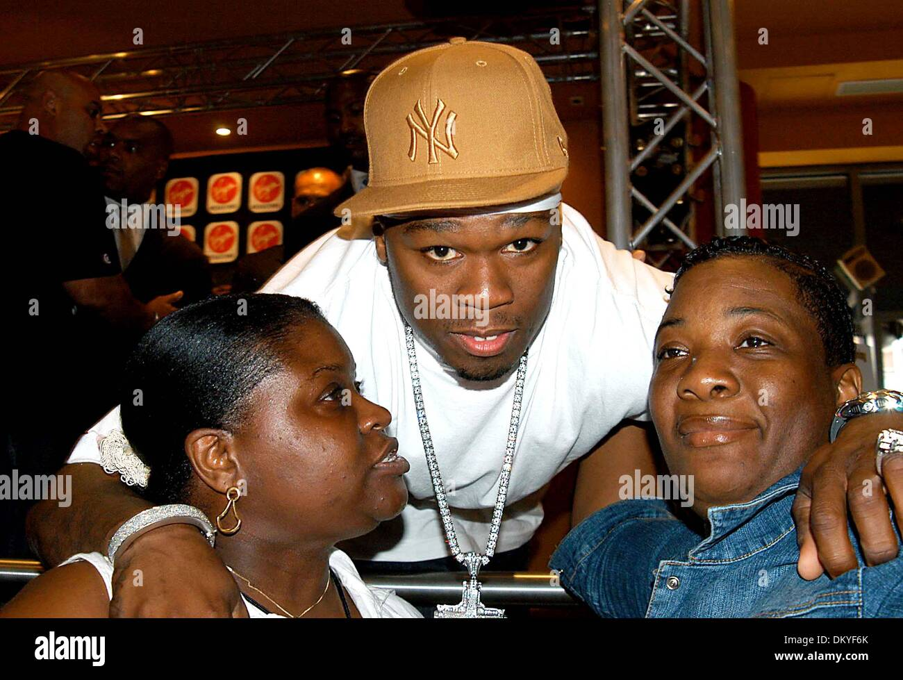 50 Cent 2002 Stock Photos Images
