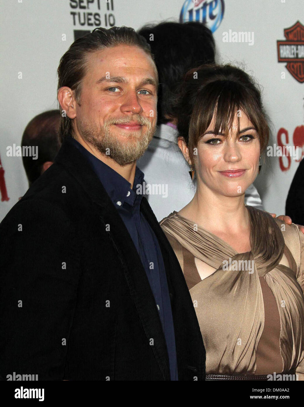 who is maggie siff dating