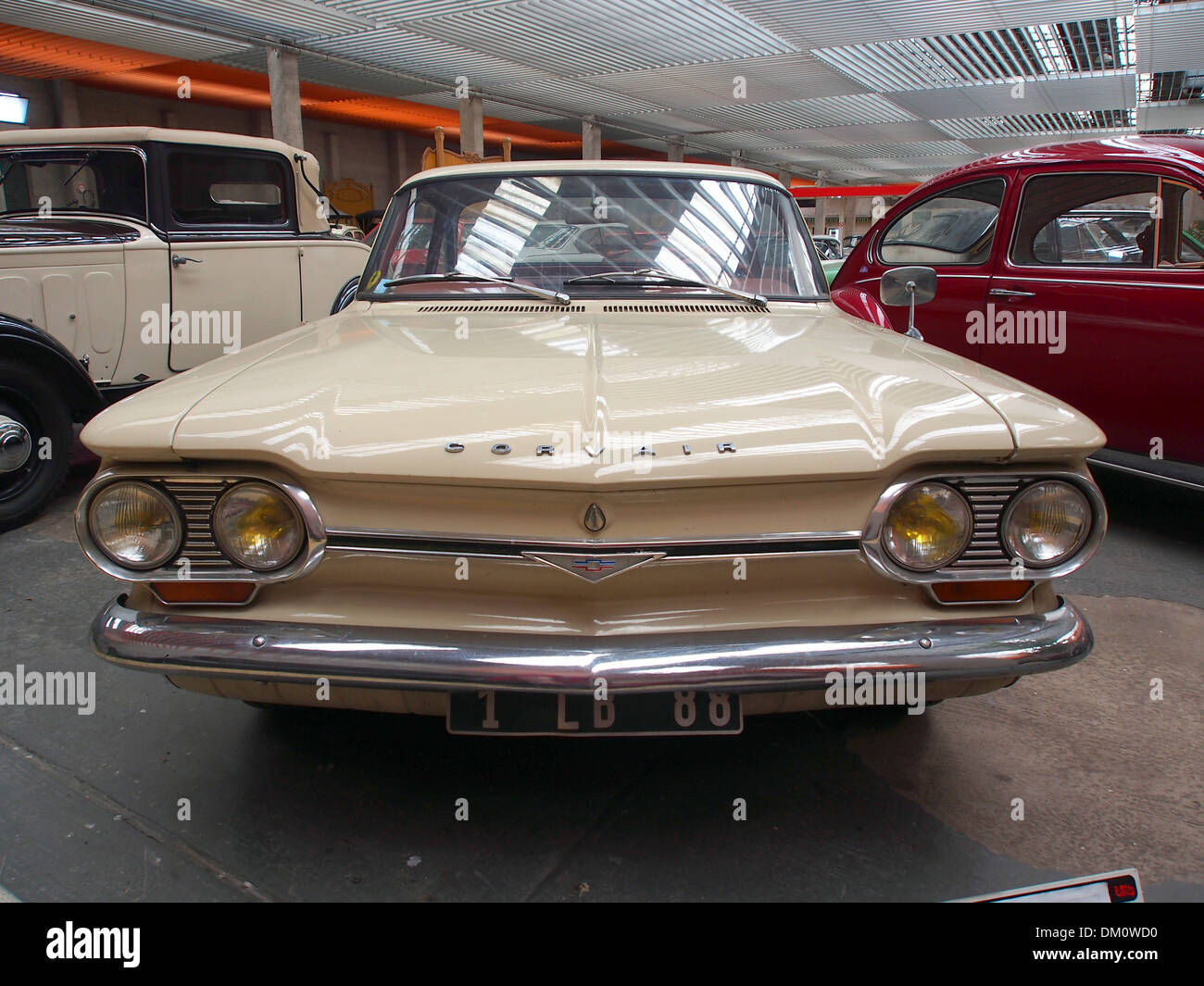 1962 Chevrolet Corvair 6cyl 26L 95hp