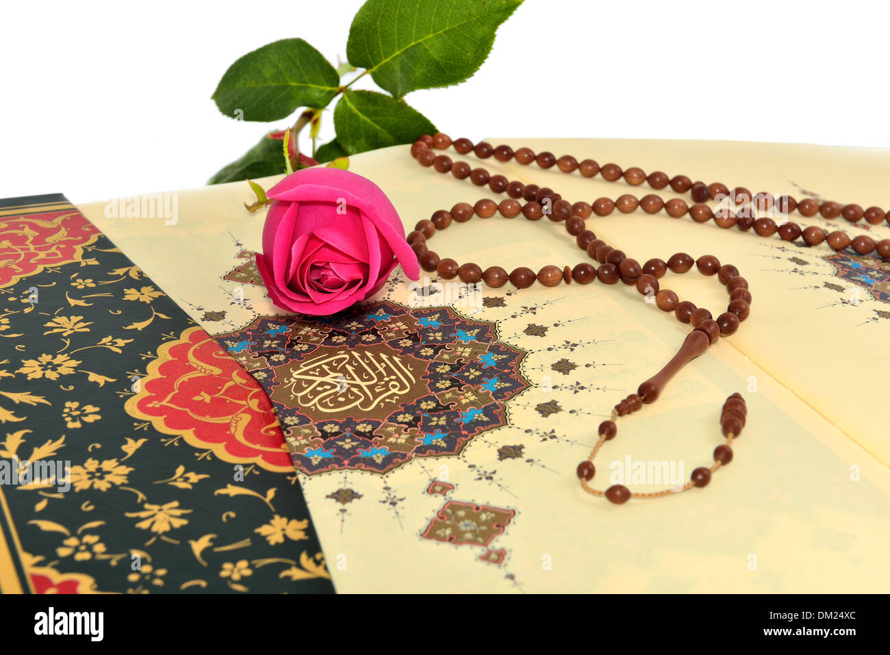 Quran Cover Stock Photos Quran Cover Stock Images Alamy