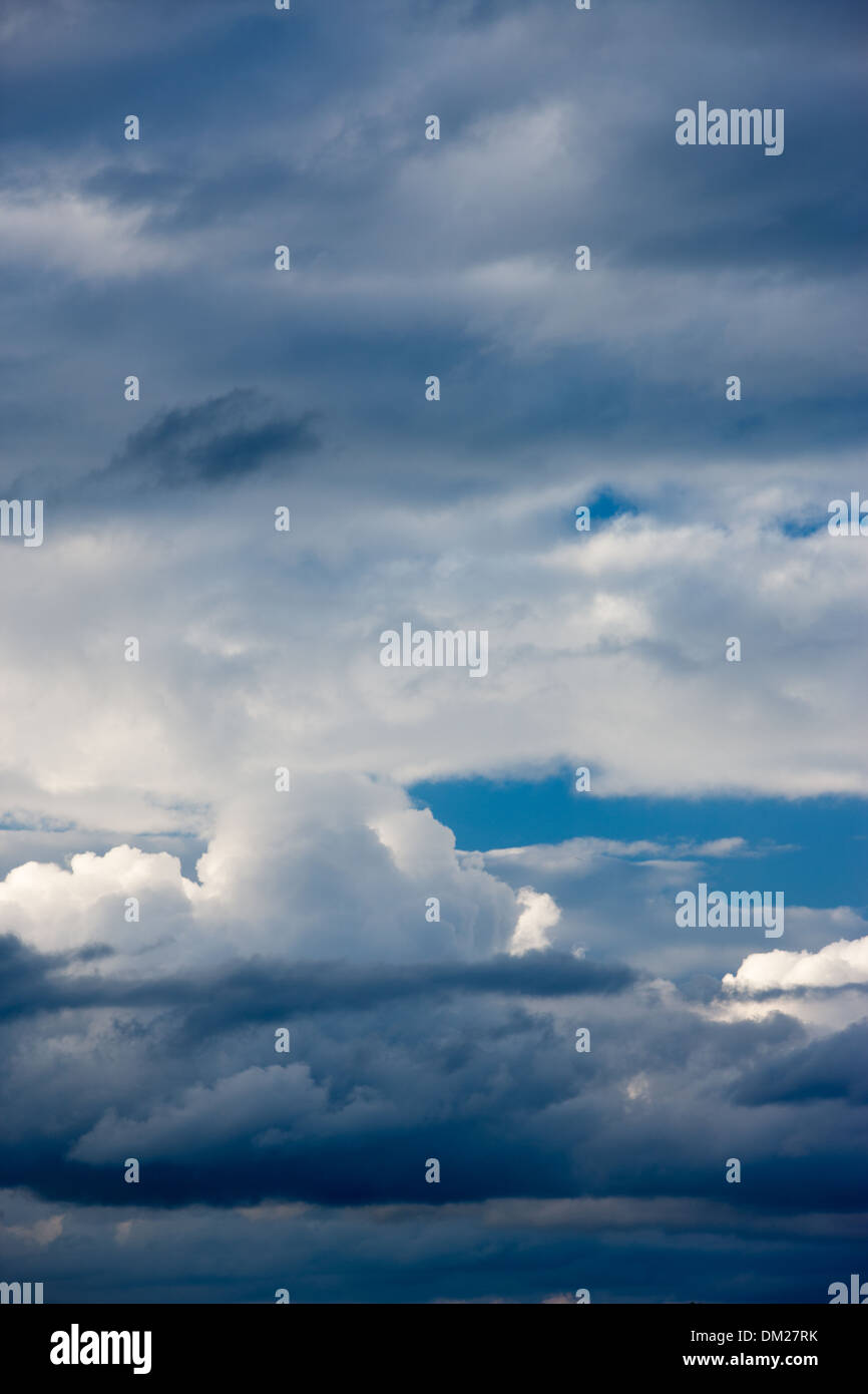 sky, France - Stock Image