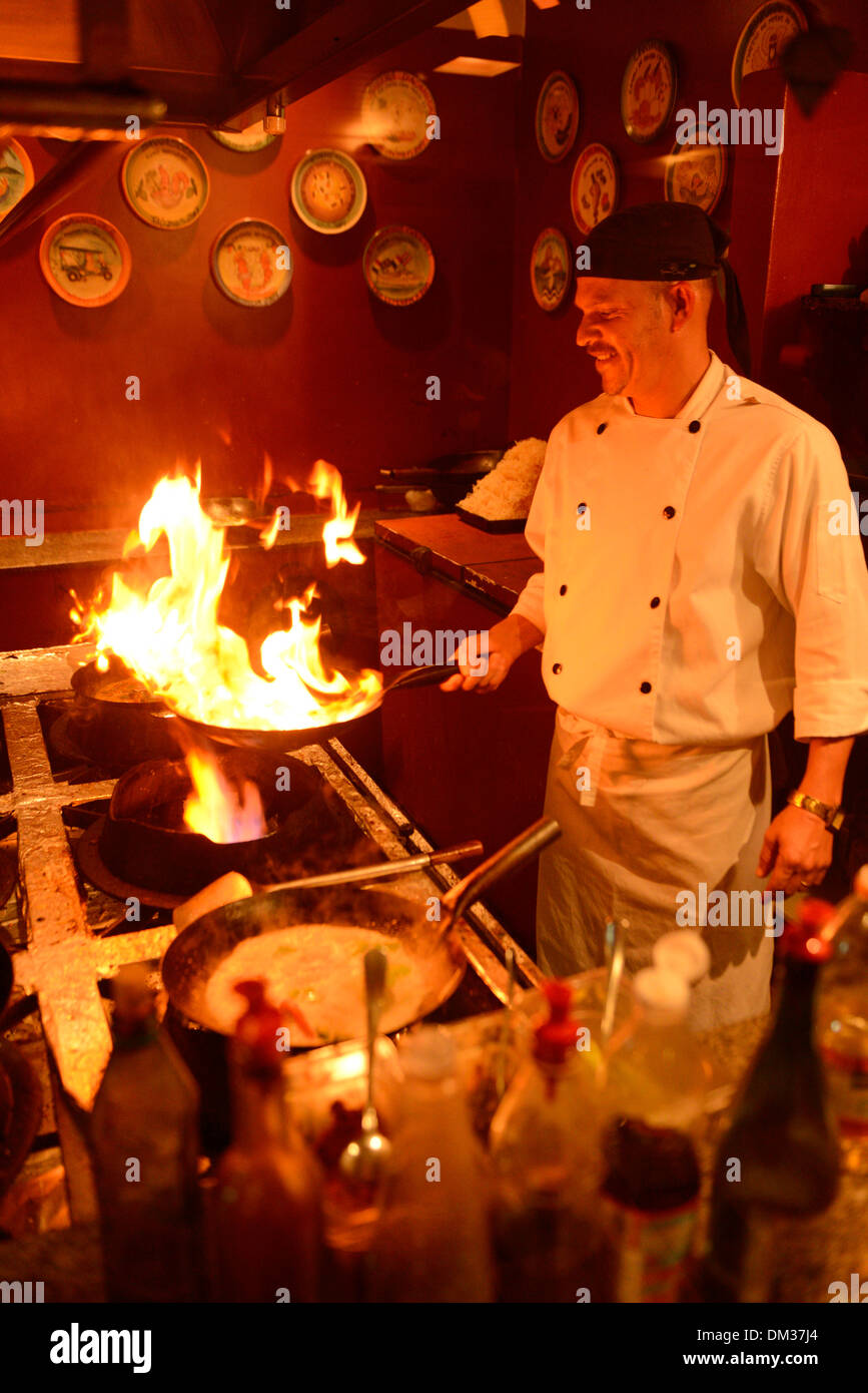 South america brazil buzios cook fire cooking chef restaurant