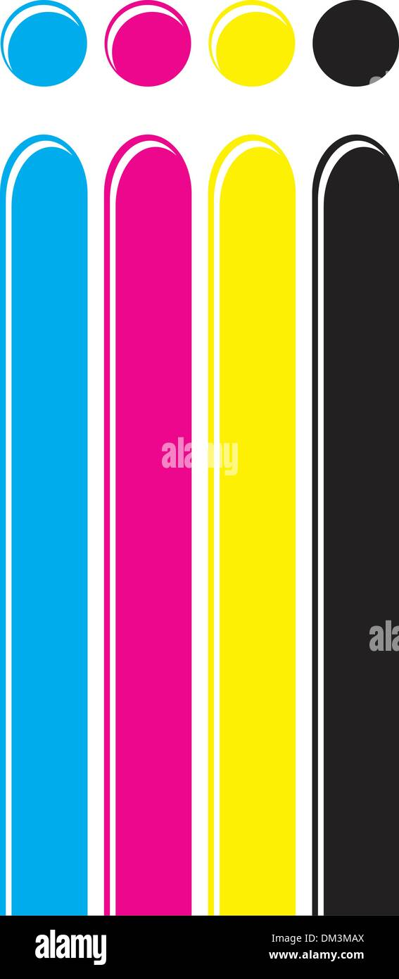 Cmyk Colors Stock Photos & Cmyk Colors Stock Images - Alamy