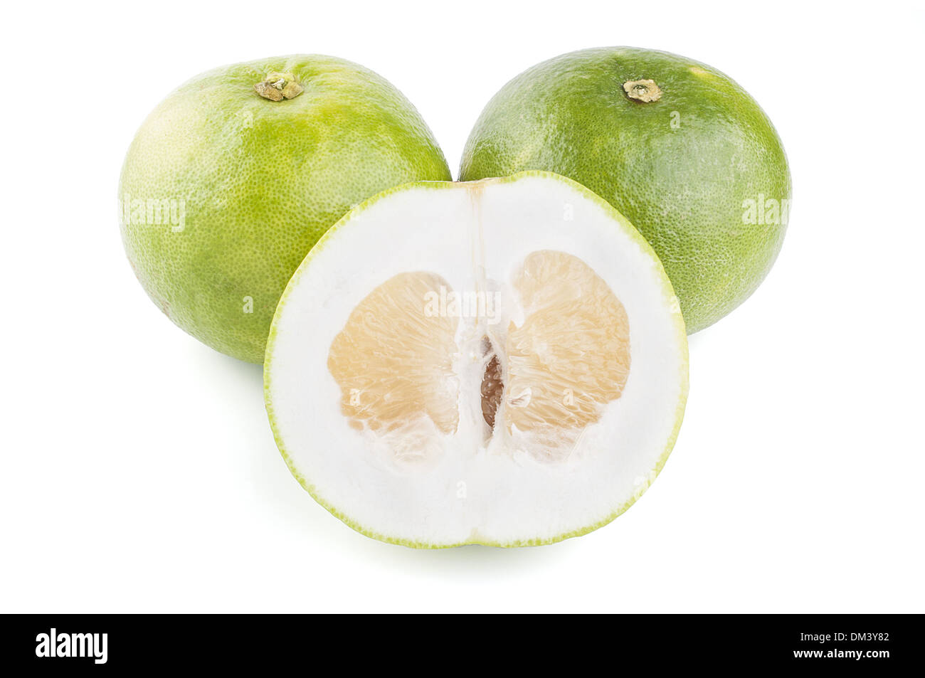 Green Grapefruit, Jaffa Sweetie - Stock Image
