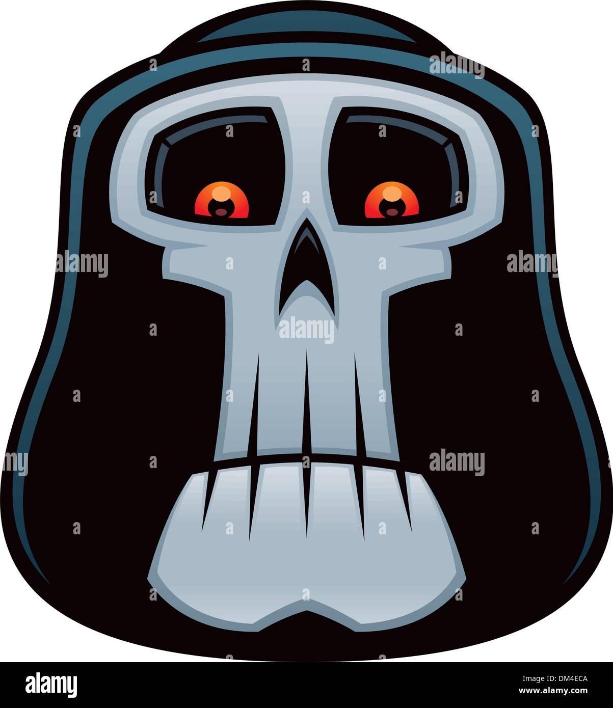 Grim Reaper - Stock Image