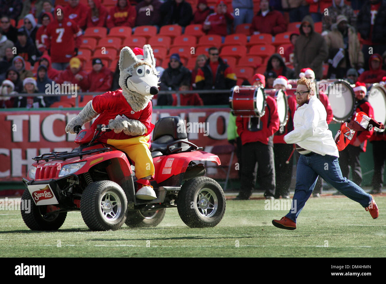 Kansas City Chiefs Mascot High Resolution Stock Photography And Images Alamy