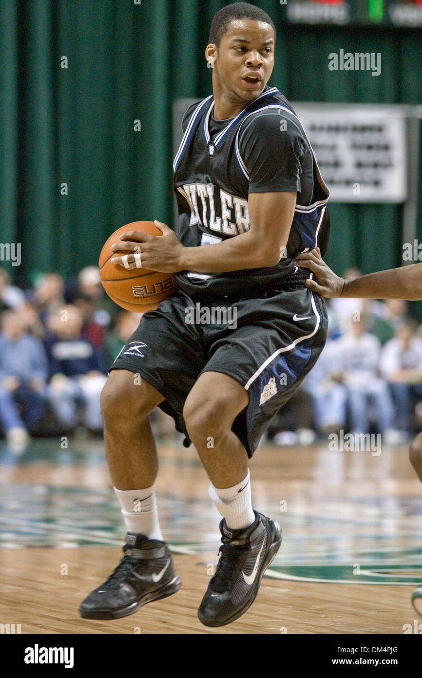 13 February 2010 Butler Bulldogs Ronald Nored 5 With The