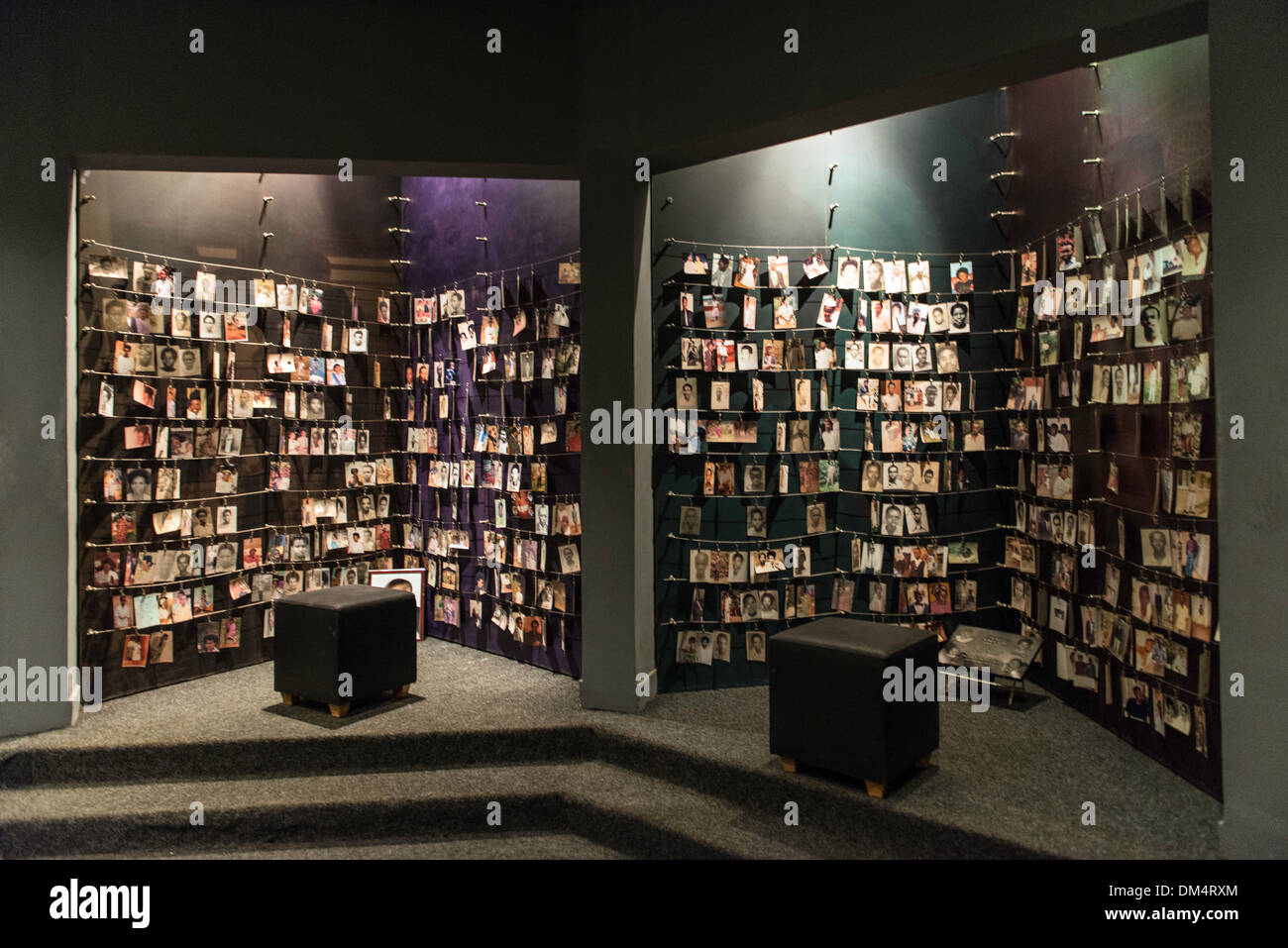 Kigali Genocide Memorial Centre Rwanda Africa - Stock Image
