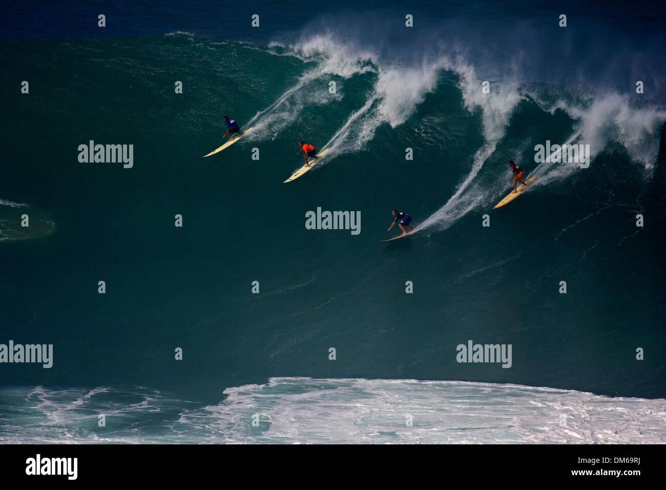 6dff4bec59 Eddie Aikau Surfing Contest Stock Photos   Eddie Aikau Surfing ...