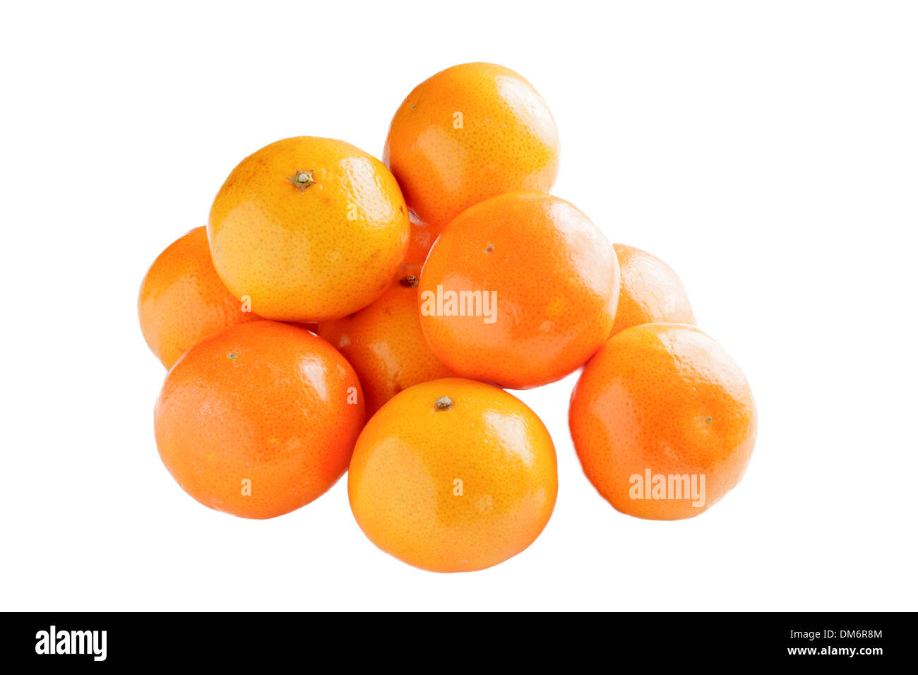 Clementines - Stock Image