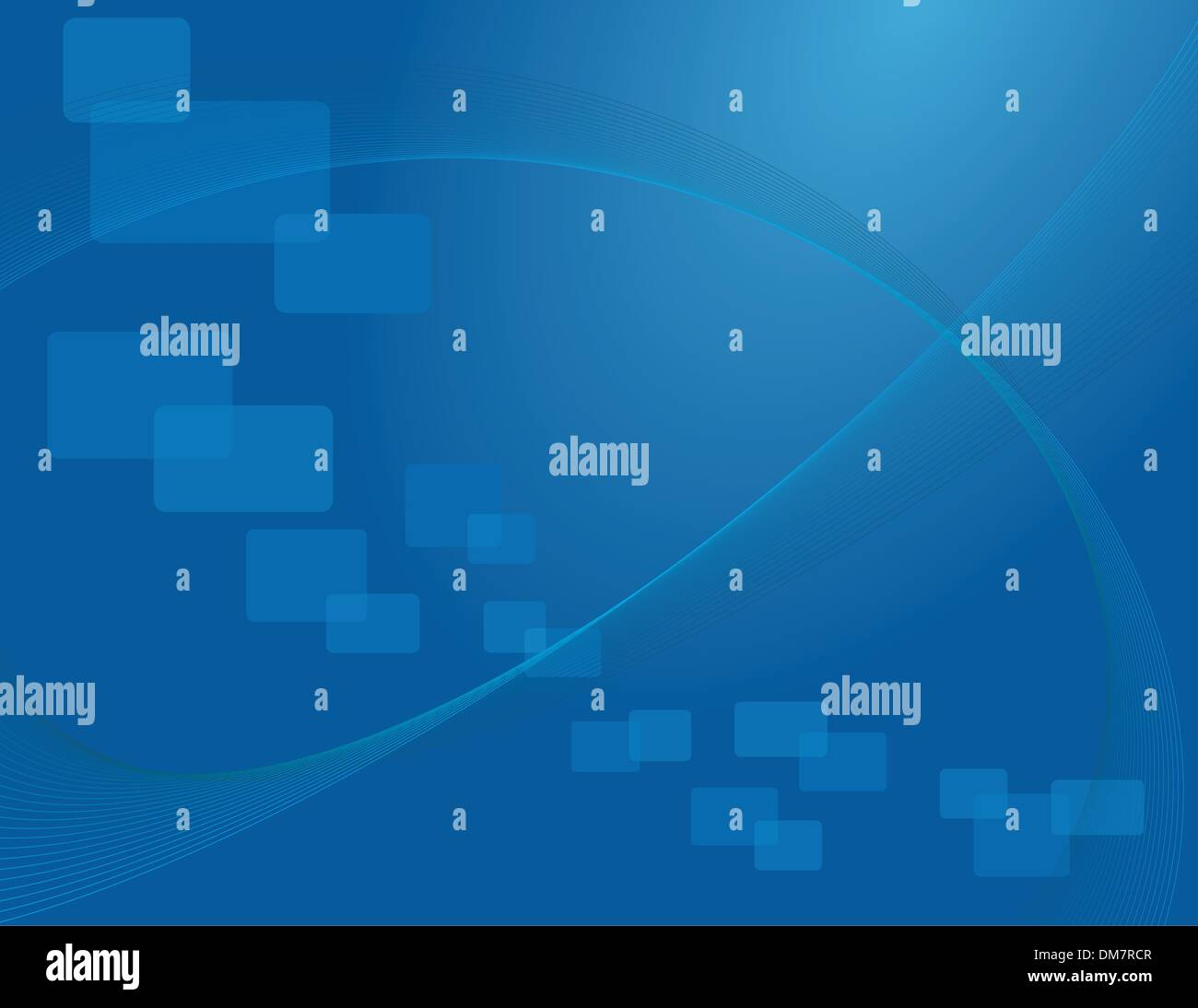 Abstract wavy background - Stock Image