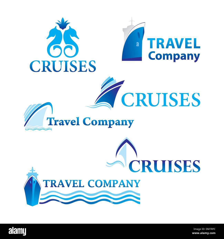 travel-cruises - Stock Image
