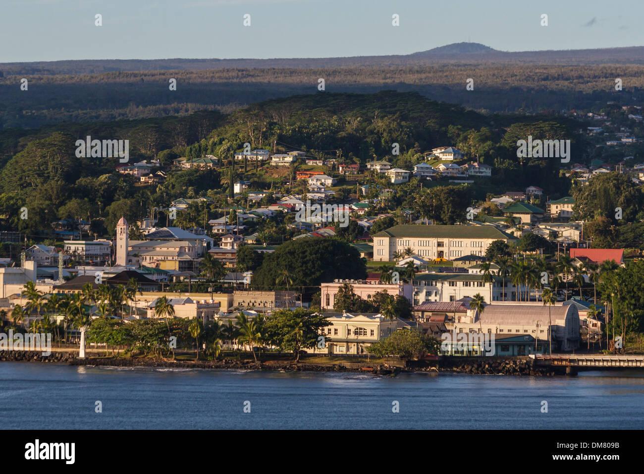 USA, Hawaii, Hawaii (Big) Island, Hilo - Stock Image