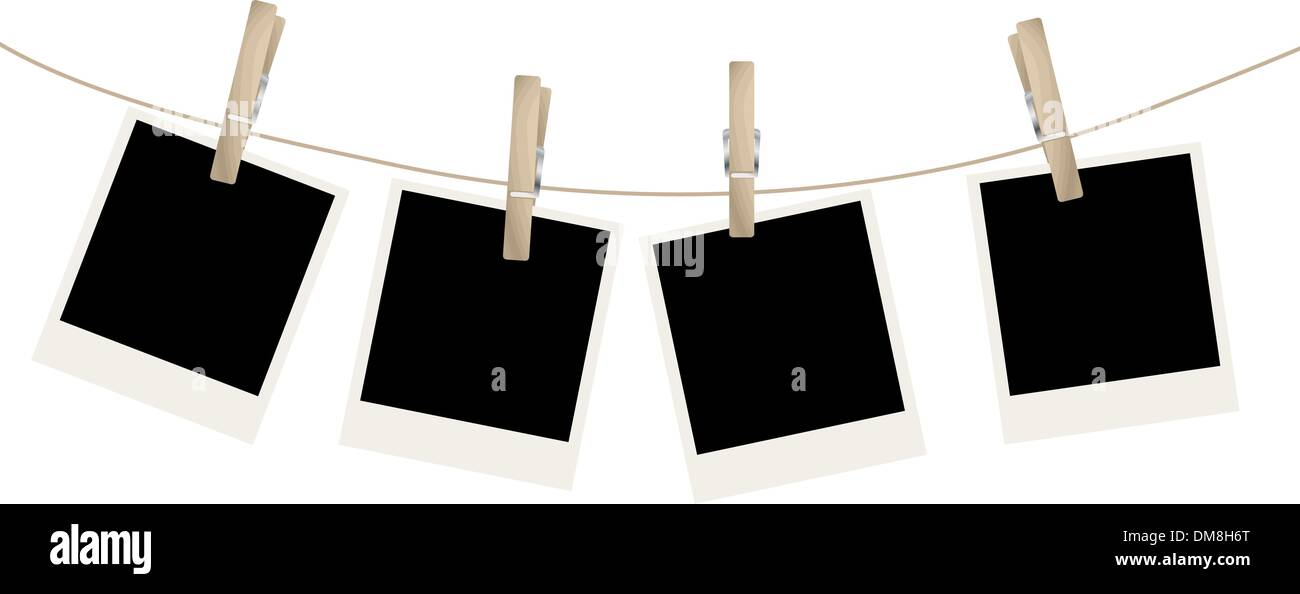 photo frames - Stock Image