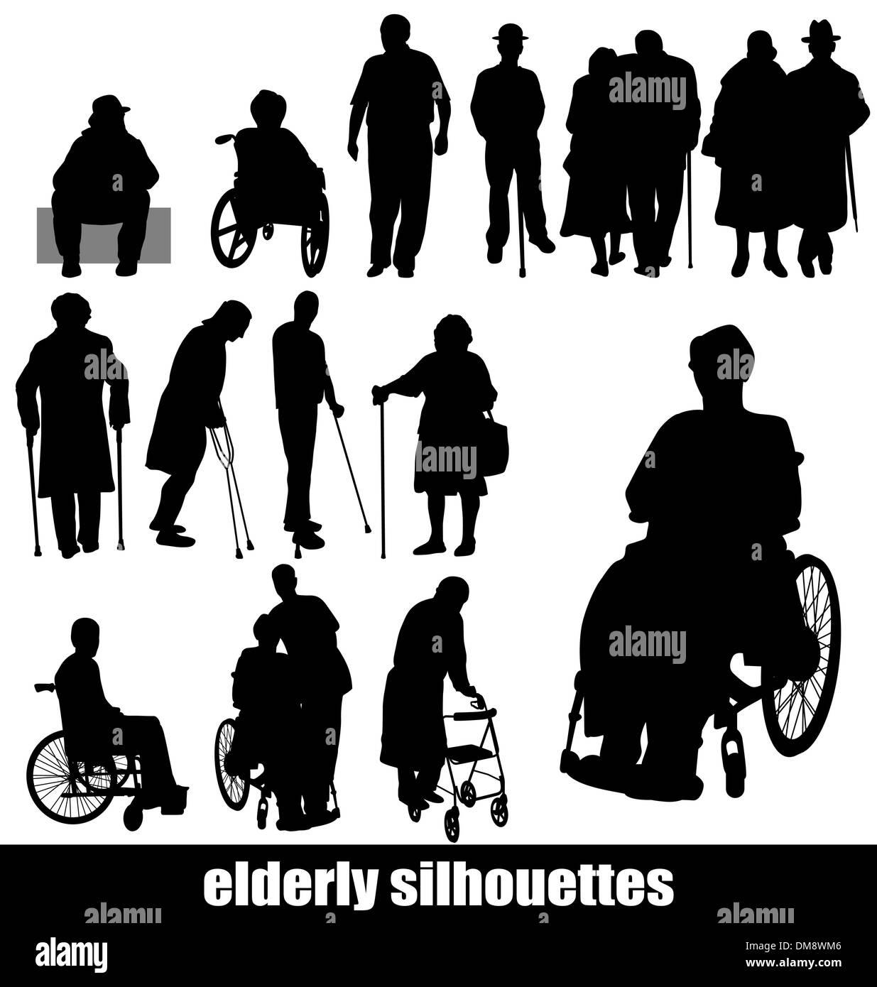 Elderly Vector Vectors...