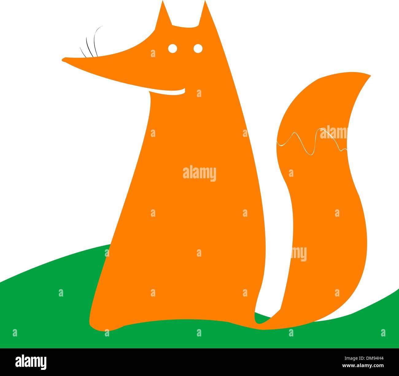 fox - Stock Image