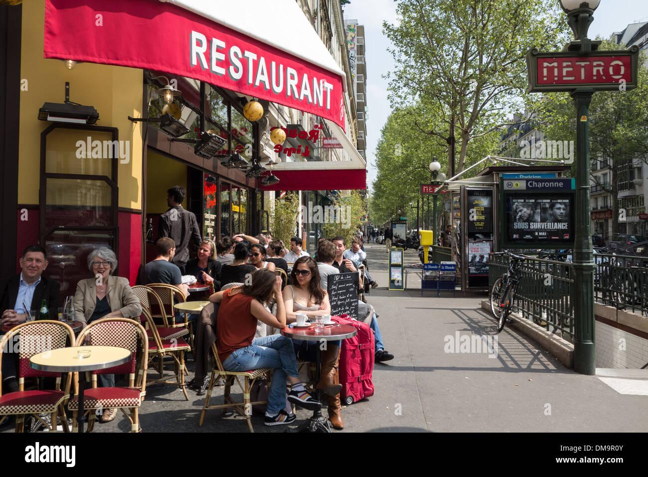 Rue Restaurant De Perpignan