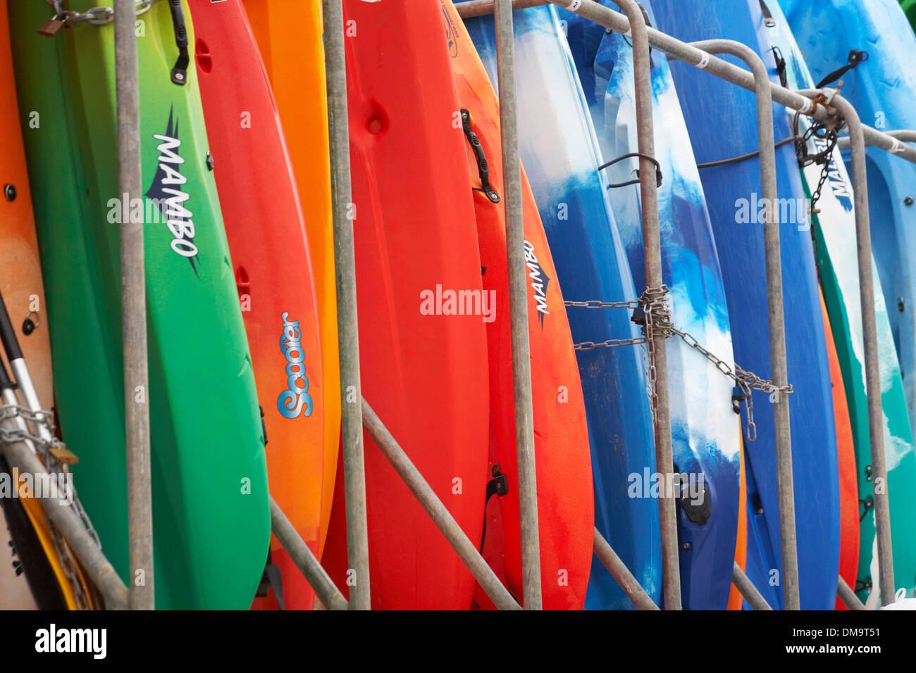 Kayak Rack Stock Photos Amp Kayak Rack Stock Images Alamy