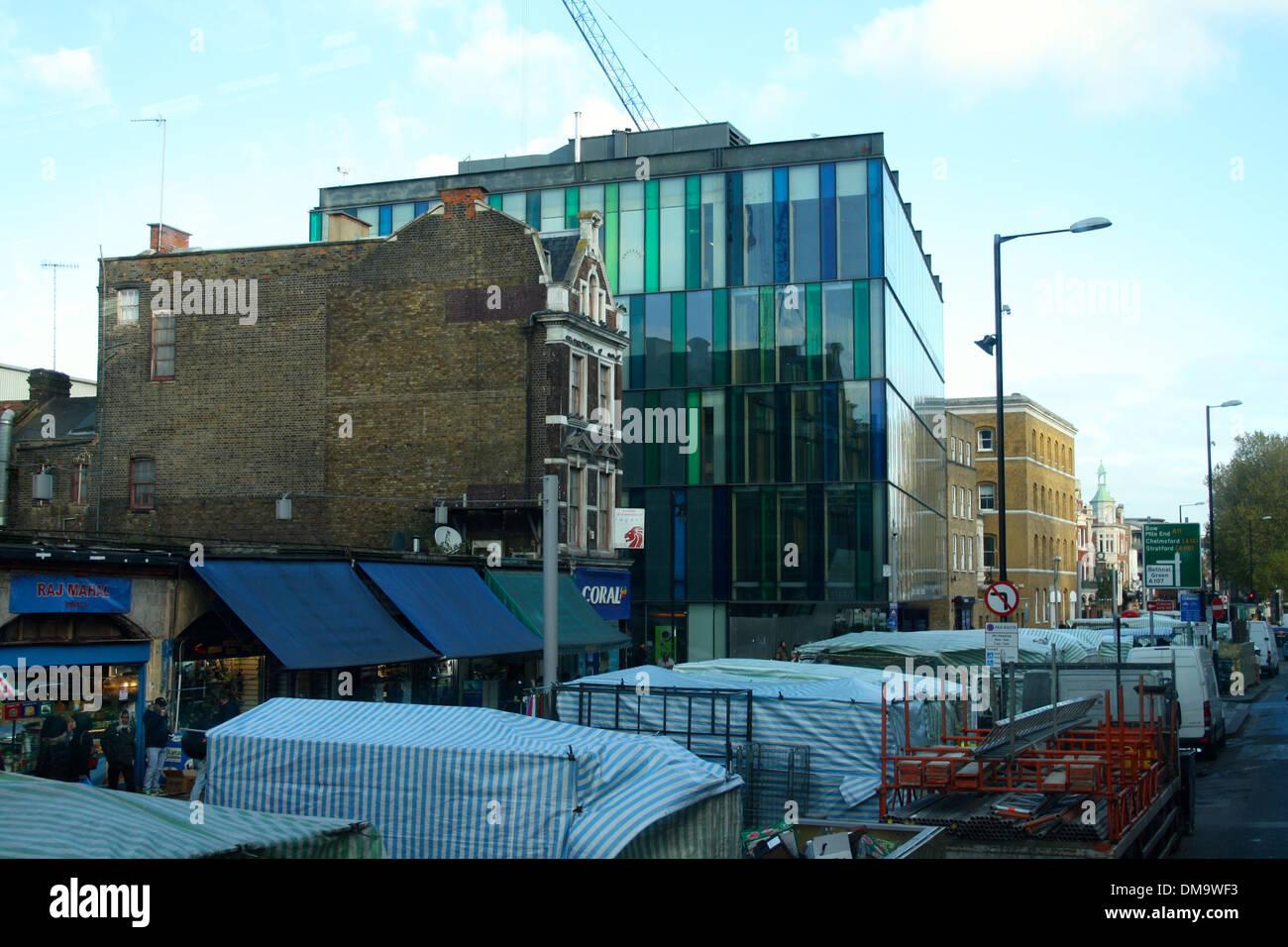 Library / Idea Store in Whitechapel, London - Stock Image