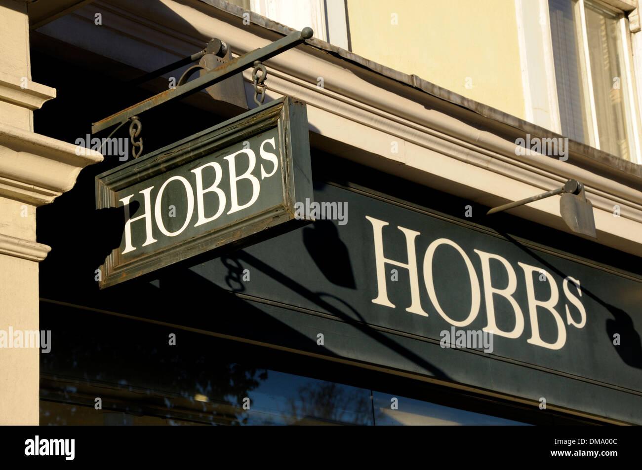 295aa9b0a7ee London, England, UK. Hobbs, High Street Kensington. Women's fashion shop -
