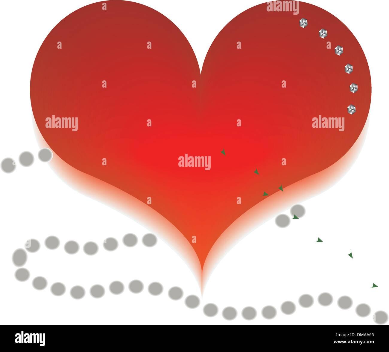 Passion love - Stock Image