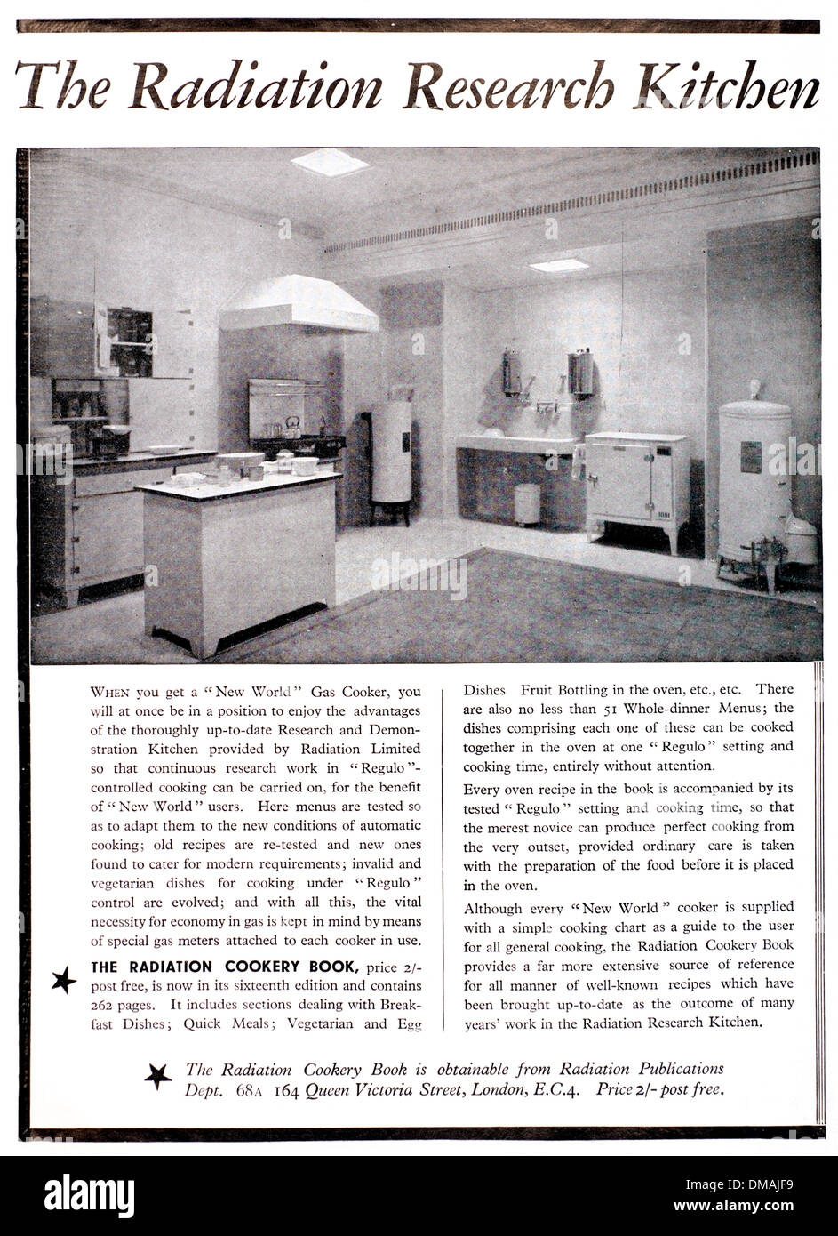 Kitchen Advert Stock Photos & Kitchen Advert Stock Images - Alamy