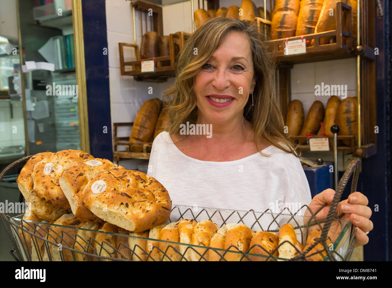 Florence Kahn Boutique Florence Kahn Onion Bread Yiddish Stock
