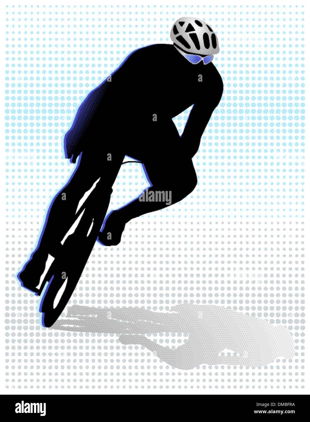 Rad-Sport - Stock Image